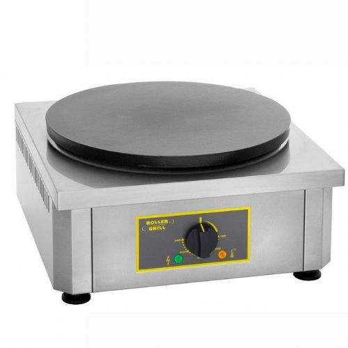 Roller Grill 400CSE Single Crepe Griddle Crepe Machines